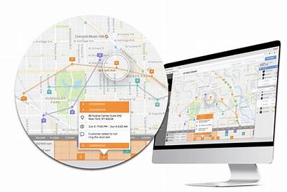 Route Optimization Delivery Optimized Software Bringg Routes