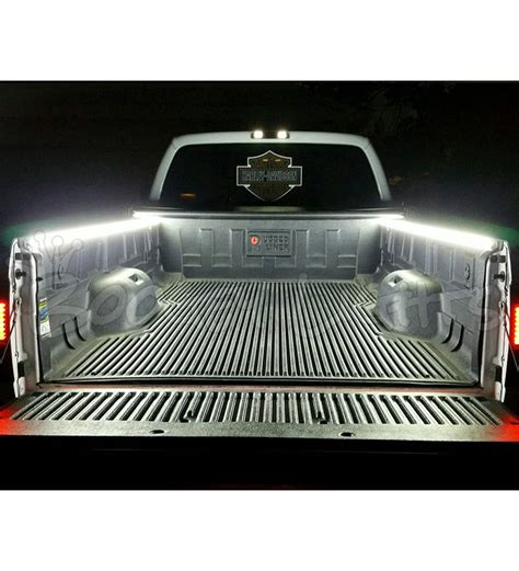Truck Bed Led Lights by Truck Bed Led Light Kit 4 To 6 Bed Boogey Lights