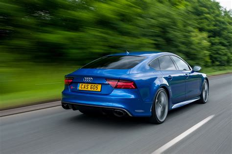 Audi RS7 Sportback Performance (2016) review by CAR Magazine