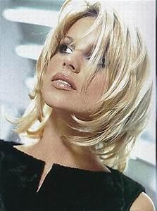Coiffure Femme Mi Long : mod le de coiffure femme cheveux mi long ~ Melissatoandfro.com Idées de Décoration