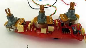Cornell Strat Mid Boost Circuit