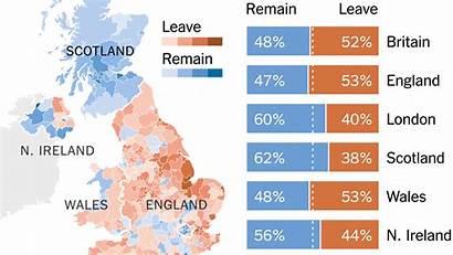 Britain Voted Brexit Europe Referendum