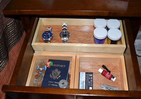 Drawer Organizers For Night Stand