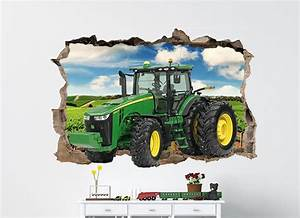 john deere wall decals audidatlevantecom With best 20 collecton tractor wall decals