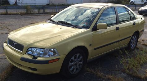 volvo  rare panama yellow mechanic special volvo