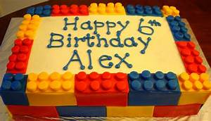 The Law of Cupcakes: Happy Birthday Alex!