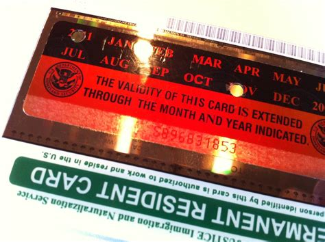 Check spelling or type a new query. Green Card expiration extended | Permanent Resident status h… | Flickr