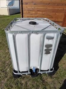 Recuperateur Eau De Pluie 1000 Litres : emballage r cup rateur cuve eau de pluie de 1000 litres ~ Premium-room.com Idées de Décoration