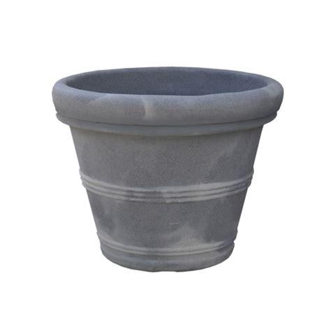 Megapots Faux Stone Planters  Newpro Containers