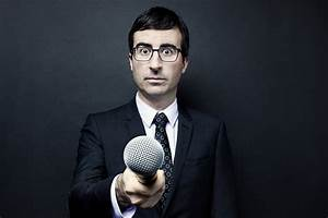 John Oliver on 'Last Week Tonight,' Turning Down CBS, and ...