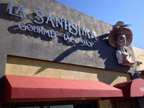 Best Tacos in Phoenix? My visit to La Santisima Gourmet Taco Shop   Top Places to See in Arizona