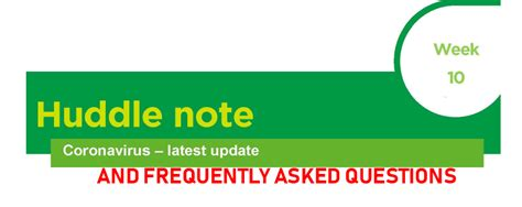 asda coronavirus update gmb north west lrish region
