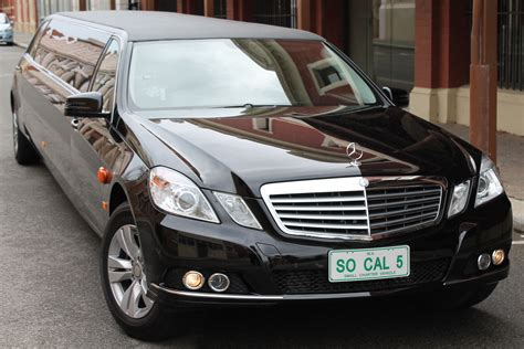 Funeral Limo Hire by Funeral Limousine Hire Perth Black Mercedes Limo