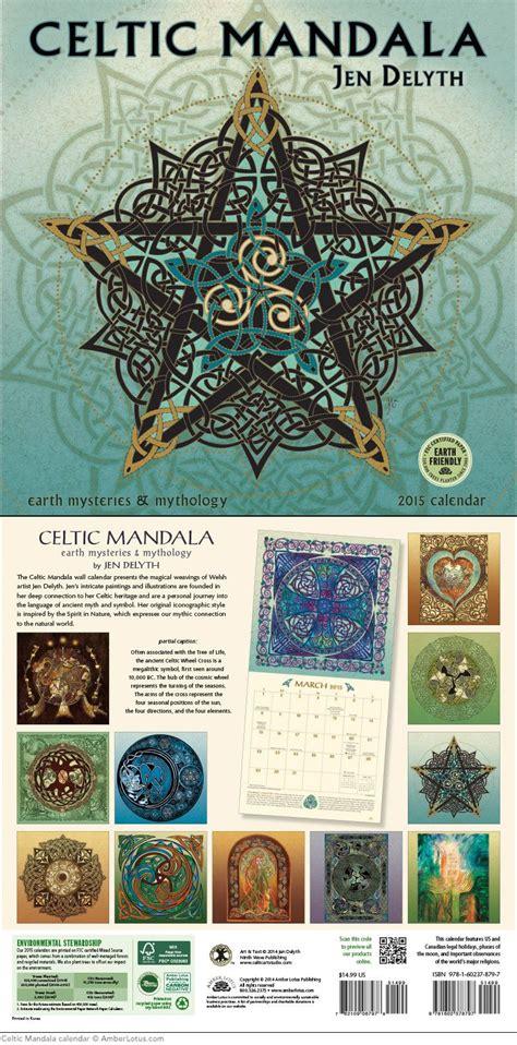 celtic mandala wall calendar calendars celtic mandala