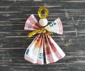 Engel Selber Basteln : geldengel falten geldgeschenke zu weihnachten auf ~ Lizthompson.info Haus und Dekorationen