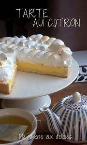 Recette Tarte Citron Meringuée Facile : vraie recette tarte citron meringu e recette patissodile recette tarte citron meringu e ~ Nature-et-papiers.com Idées de Décoration