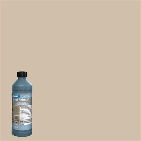 grout refresh mapei bone 8 oz grout refresh 5la001552 the home depot