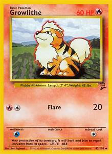 Growlithe (Base Set 2 B2 42)