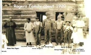 Carl Rogers Family