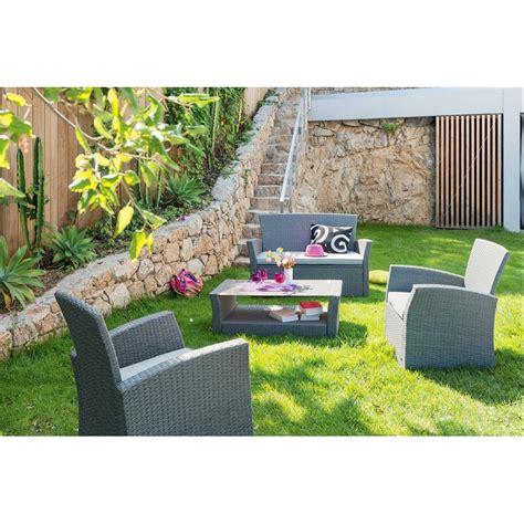salon de jardin hesperide bora bora qaland