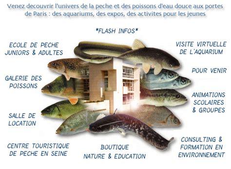 les aquariums de la maison de la peche de levallois