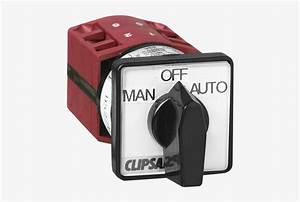 7gf10  D51  U - Selector Switch Auto Off Manual