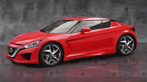 Nissan 400Z ว่าที่รถสปอร์ตตระกูล Nissan Z รุ่นใหม่ อาจมา ...