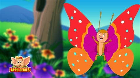 Song Butterfly I M A Little Butterfly Nursery Rhyme With Lyrics And