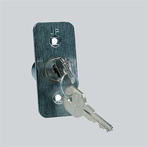 Garage Door Opener Release Lock by Secure Universal Garage Door Opener Emergency Disconnect