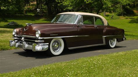 1953 chrysler new yorker newport dodge plymouth