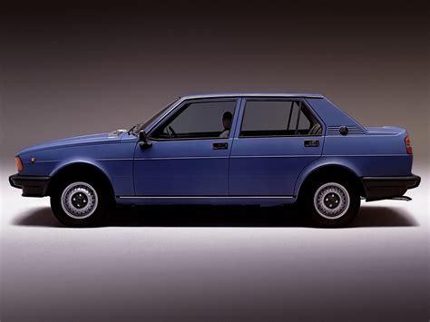 1977 Alfa Romeo Giulia Photos, Informations, Articles