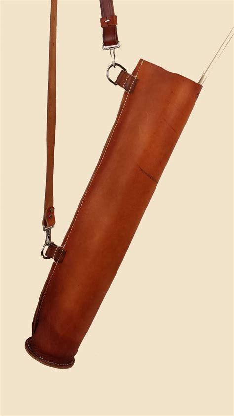 leather bow arrow quiver all leather bow and arrow