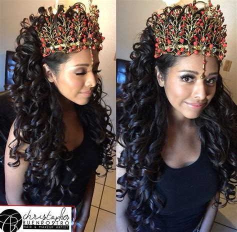 1000  images about Quinceanera hairstyles on Pinterest