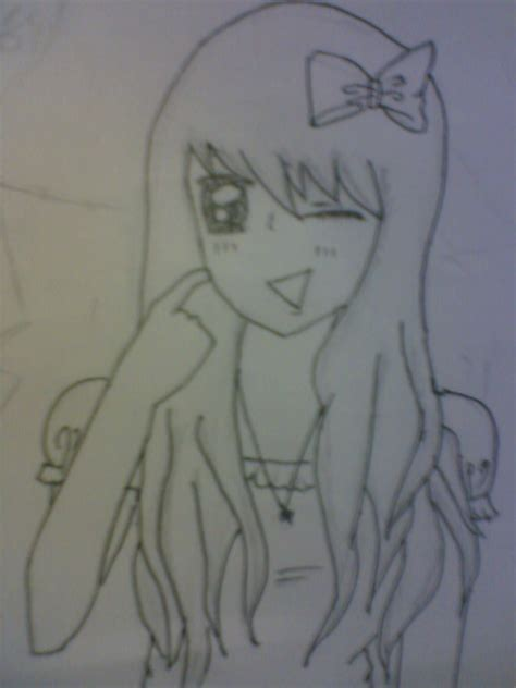 Contoh contoh gambar anime yang mudah ditiru. A.Faaarrel M.H.: Cara menggambar Manga/Anime Boyband ...
