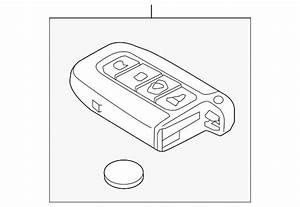 2014 2016 kia cadenza remote control 95440 3r601 kia With kia remote key