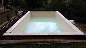 Piscine Plastique Rigide : piscine hors sol coque rigide ~ Voncanada.com Idées de Décoration