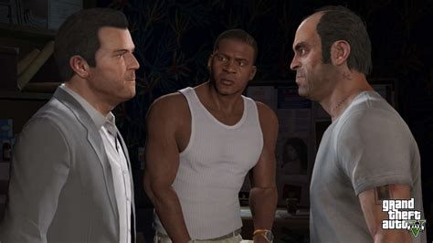 Gta 5 Franklin Voice Actor Working On Dlc