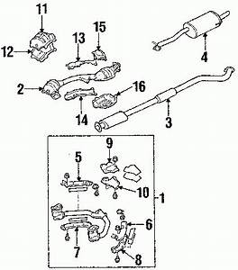 2006 subaru forester exhaust system diagram With subaru legacy engine subaru legacy outback exhaust diagram 2000 subaru