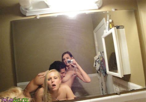 Selfie Three Some Bathroom Selfie Nude Selfies Sorted