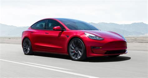 2021 Tesla Model 3 Getting Range Increase Via Software Update