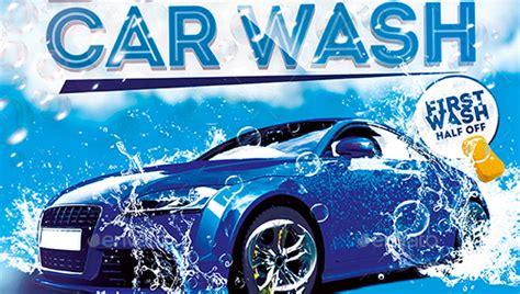 Elements of a good car wash flyer. 46+ Car Wash Flyer Templates - Free & Premium PSD Vector ...
