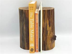 10, Wooden, Bookend, Ideas
