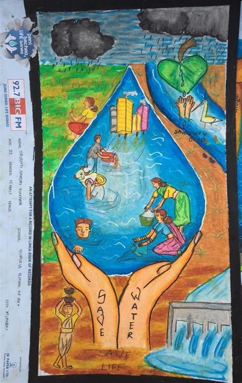 save environment posters competition ideas