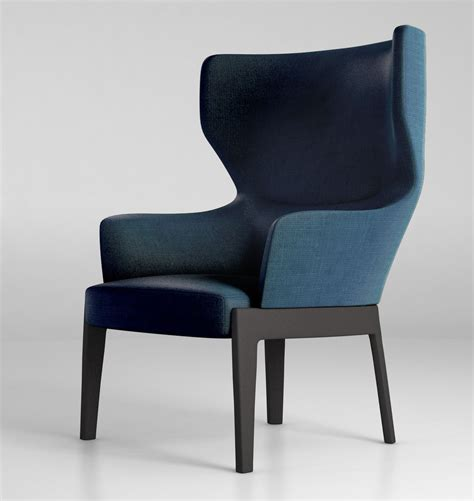 Two Armchairs by Chelsea Armchair Tollgard