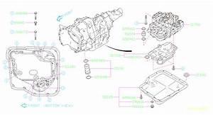 2015 Subaru Forester Pipe Oil Pressure  Control  Valve