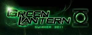 Green Lantern Movie character poster! (Part 2)
