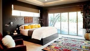 Schlafzimmer Deko Wand : wandfarbe grau im schlafzimmer 77 gestaltungsideen ~ Buech-reservation.com Haus und Dekorationen