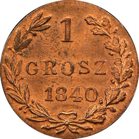 Poland Grosz C 106 Prices & Values | NGC