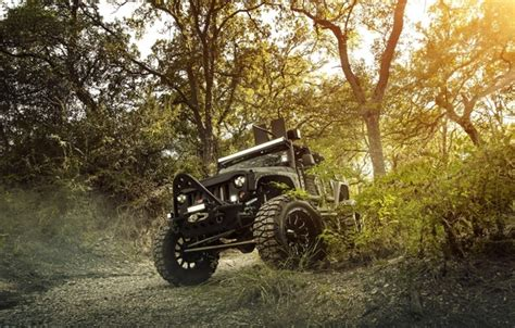 Wallpaper Nature, Cars, Wrangler, Jeep, Off Road