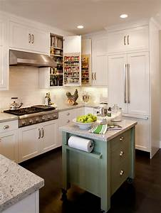 15 stunning small kitchen island design ideas With small kitchen design with island